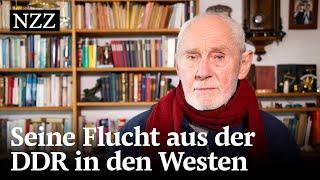 Mauerfall: Zeitzeuge Joachim Rudolph erzählt von seiner Flucht