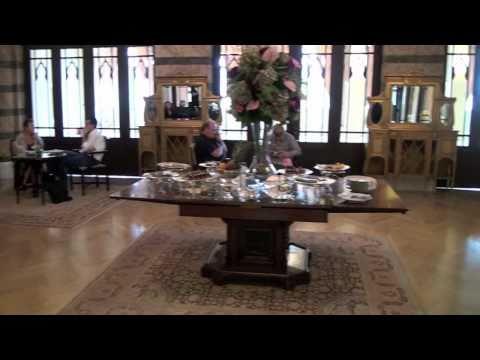 Hotel Pera Palace - Estambul - Hall