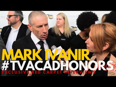 Mark Ivanir Homeland ed at the Ninth Annual Television Academy Honors TVAcadHonors