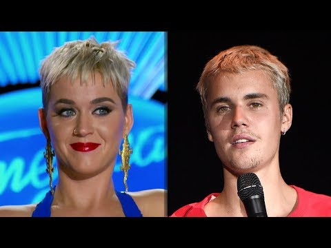 Katy Perry DEFENDS Justin Bieber's Singing Voice On American Idol