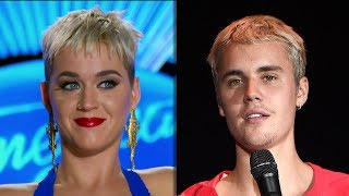 Katy Perry DEFENDS Justin Biebers Singing Voice On American Idol