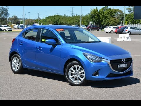 Mazda 2 Maxx Automatic 2016 only travelled 6,000 kms @ Newcastle Vehicle Exchange