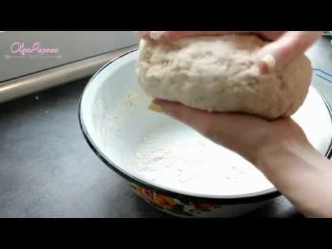 Хлеб на кефире без дрожжей - пошаговый рецепт с фото на