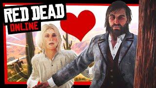 Red Dead Online #4   Honourable Men! (Multiplayer Freeroam)