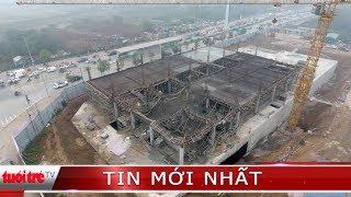 ⚡ NÓNG | Sập công trình đang xây dựng, 6 người thương vong