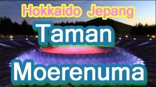 Wisata Jepang: Manusia dan Alam di taman Moerenuma Hokkaido020 Moopon