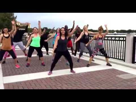 Alright - Pitbull Zumba Choreography