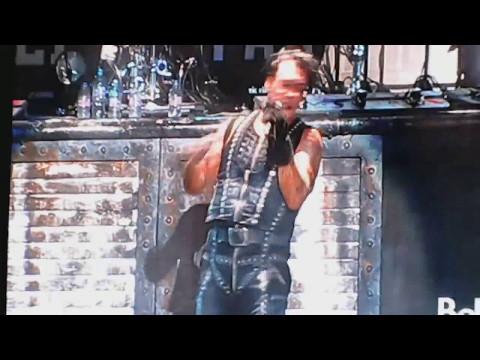 Rammstein - Ich Tu Dir Weh [18.07.2010 - Quebec] (multicam by -NIGHTWOLF-) HD