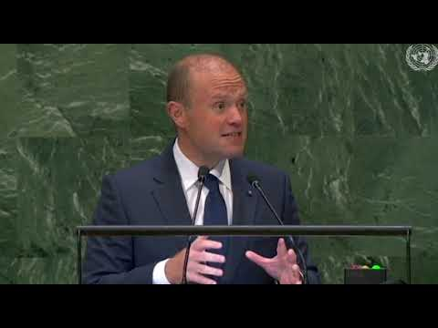 Malta Prime Minister at the UN: 'Crypto is the inevitable future of money'