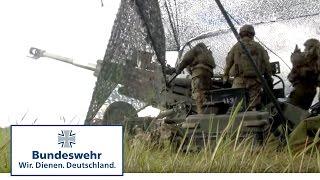 Bundeswehrsoldaten bei Saber Strike 2016 in Estland