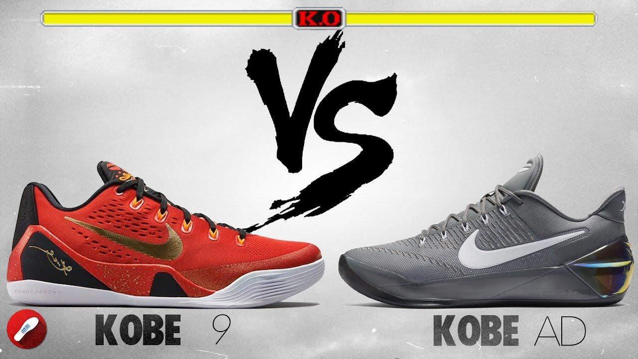 Nike Nike Nike Kobe 9 Vs Kobe!Throwback!Youtube 8a8393