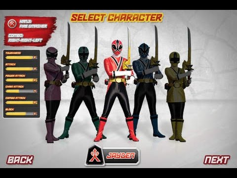 Power Rangers Samurai Steel - Gameplay Review [iOS: iPhone / iPad]