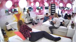 Big Brother Canada 4 - Mitch calls the strangest house meeting in Big Brother history.