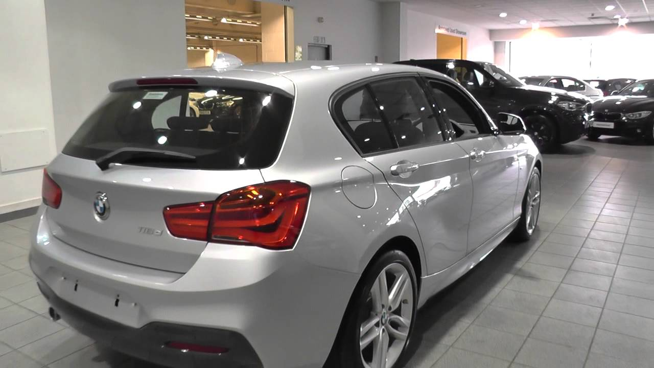 bmw 1 series 116d m sport 5dr nav u6075 youtube. Black Bedroom Furniture Sets. Home Design Ideas