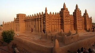Timbuktu  is a historical and still-inhabited city in the African nation of Mali