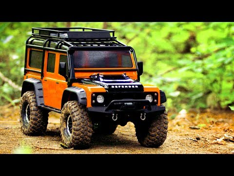 The New Adventure Edition | Traxxas TRX-4 Defender