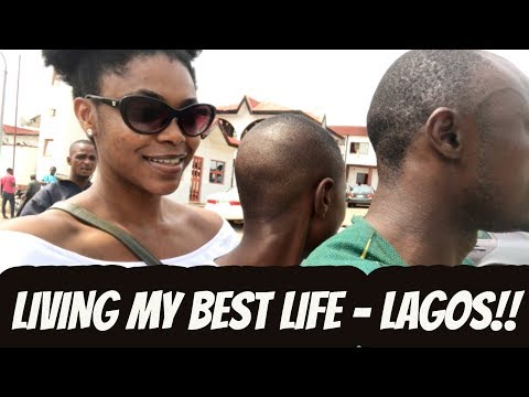 MY NIGERIAN EXPERIENCE PART 2 (VILLAGE LIVING & TURN UPS)