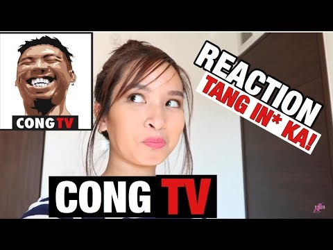 Cong TV Shey REACTION