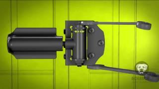 Boerboel Gate Solutions: Adjustable Hinges
