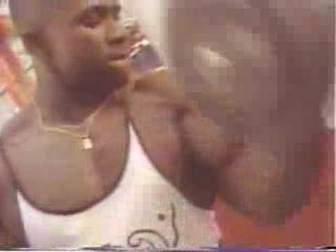 John The Tank Sherman Profile and Posing 1992 USA