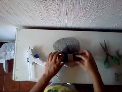C mo hacer un tocado para el cabello youtube - Como hacer un dosel para cuna ...