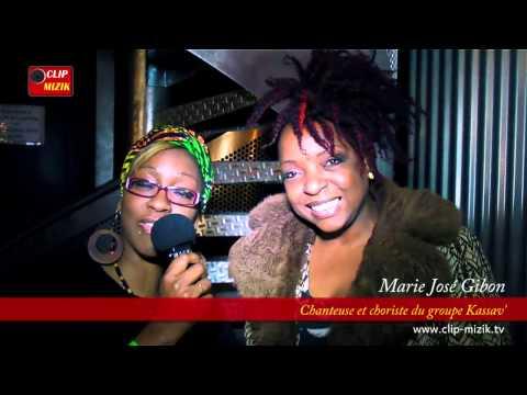 """Reportage Concert : """"La Mama"""" Patience Dabany Emission animée par Lenna"""