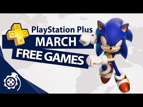 PlayStation Plus (PS+) March 2020
