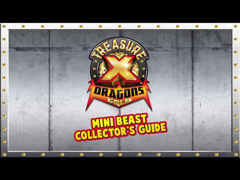 Treasure X | S2 Quest for Dragon's Gold | Mini Beast Collector's Guide
