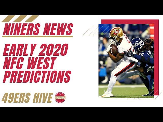 Niners News: Early 2020 NFC West Predictions
