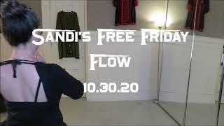Sandi's Free Friday Flow 10.30.20