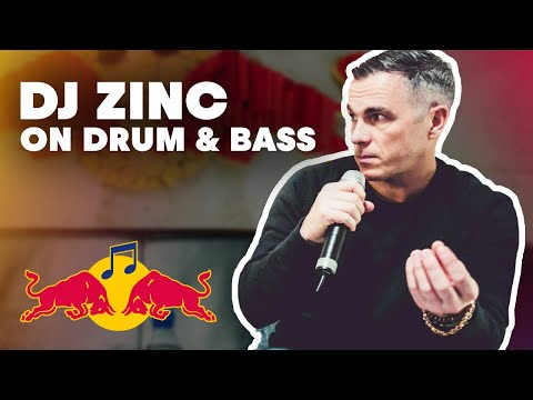 DJ Zinc Lecture (Seattle 2005) | Red Bull Music Academy