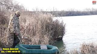 Маскировочные халаты и маскировочные сети для охоты от Дмитрия Уварова