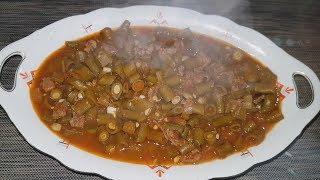طريقة طبخ مرقة الباقلاء الخضراء ( فول اخضر ) وصفة غداء رائعة