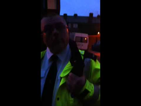 merseyside police bein told straight ( we do not need to do wot they say )