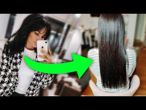 In 6 Monaten 20cm längere und glänzende Haare!! | Ganz einfach und günstig! 🤩 KEIN Fake 🙏🏻