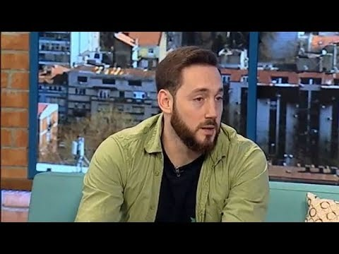 Petar Strugar  Dobro jutro Srbijo  TV Happy 11.02.2018