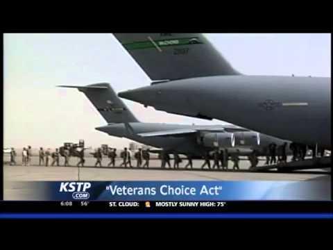 Senate to Take Up New VA Bill after Scandal