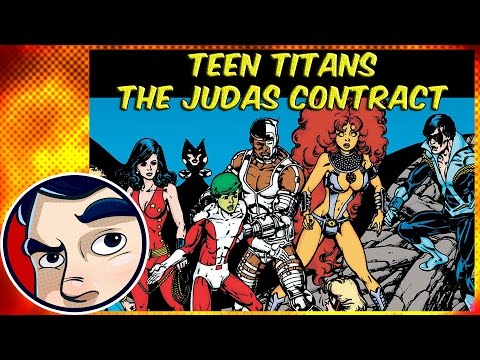 Teen Titans Judas Contract & Origin of Nightwing - Complete Story streaming vf