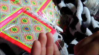 Beading and coining hlab nyiaj/hmong money belt