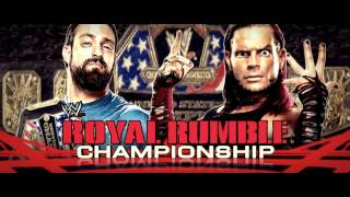 NPW Trivial Royal Rumble 2013 Match Card