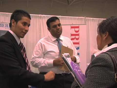 Bilingual Link Job Fair