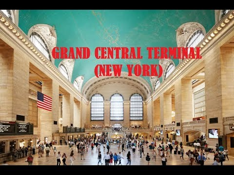 A DAY IN THE LIFE OF A MEDICAL STUDENT: GRAND CENTRAL TERMINAL ( NEW YORK )