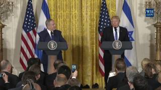 getlinkyoutube.com-Joint Press Conference w/ Prime Minister Netanyahu