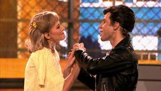 Joanna Moro i Mateusz Banasiuk jako Olivia Newton John i John Travolta - Twoja Twarz Brzmi Znajomo