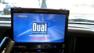 Dual XDVD8181 Problem
