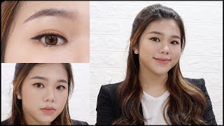 [ENG] EASY Interview And Office Makeup | Sreynea