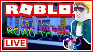 Roblox - Jailbreak | FREE VIP SERVER!!! JOIN NOW!!! GETTING VOLT!!!