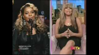 Wendy Williams on Mary J. Blige's Kentucky Derby performance