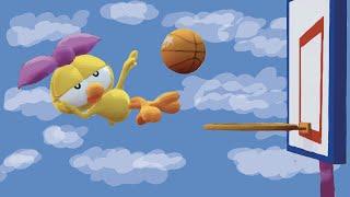 Lİmon İle Zeytİn:  Spor Zamanı 😬😬😬| Türkçe Çizgi Film