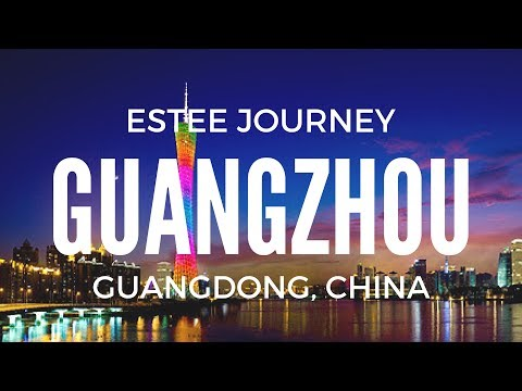 CHINA EPISODE 1 - Guangzhou Canton Tower Shamian Island HaiXinSha Travel 广州塔 沙面岛 海心沙